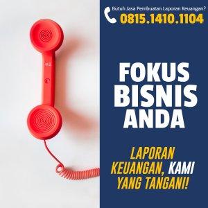 Jasa Penyediaan Laporan Bulanan atau Tahunan Keuangan Perusahaan Properti Di Ciracas, JAKARTA TIMUR