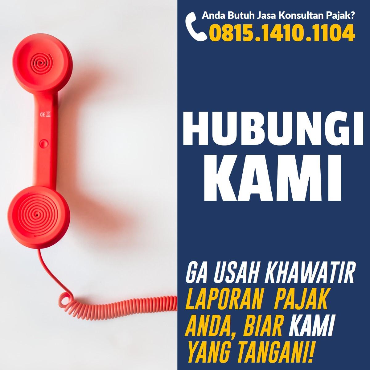 Anda Butuh Jasa Konsultan Pajak di Bogor ?