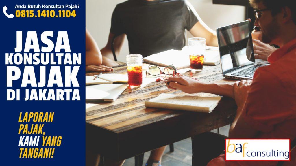 Jasa Konsultan Pajak di Jakarta 2