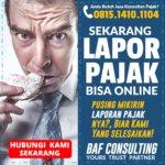 Cara Lapor Pajak Online Solusi Bagi Yang Sibuk!