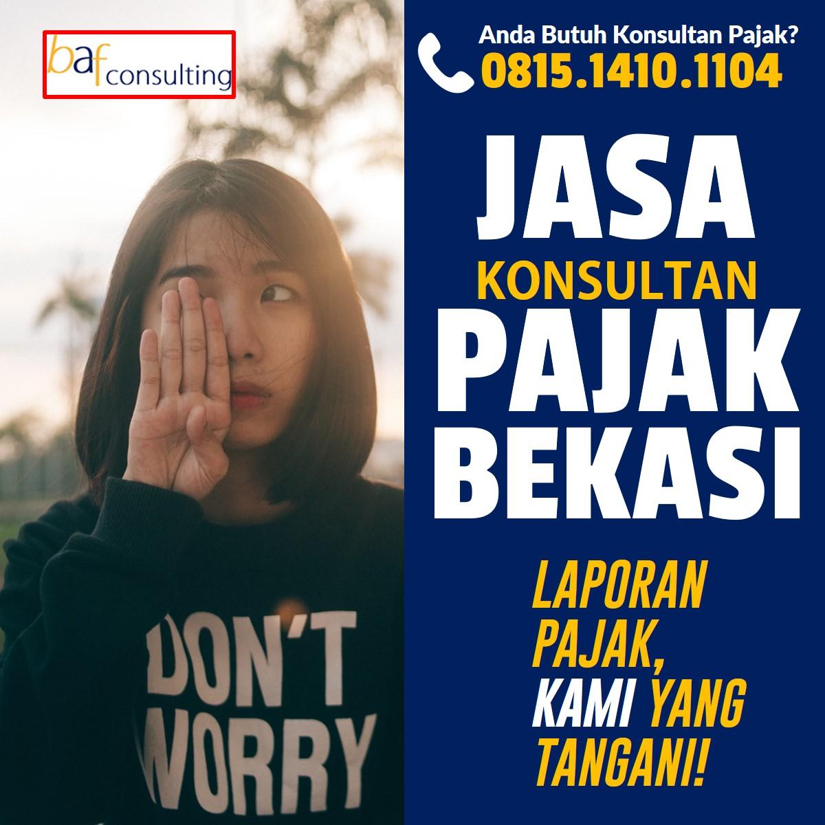 Jasa Konsultan Pajak di Bekasi