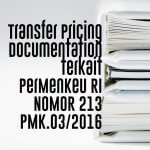Transfer Pricing Documentation terkait PerMenKeu RI No 213