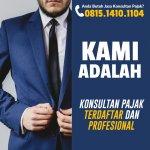Jasa Konsultan Pajak Di Kramat Jati,JAKARTA TIMUR