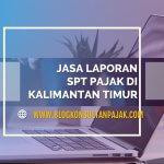 Penyusunan Laporan Pajak Tahunan Perusahaan di Sungai Nangka, Balikpapan Selatan, Balikpapan Kalimantan Timur