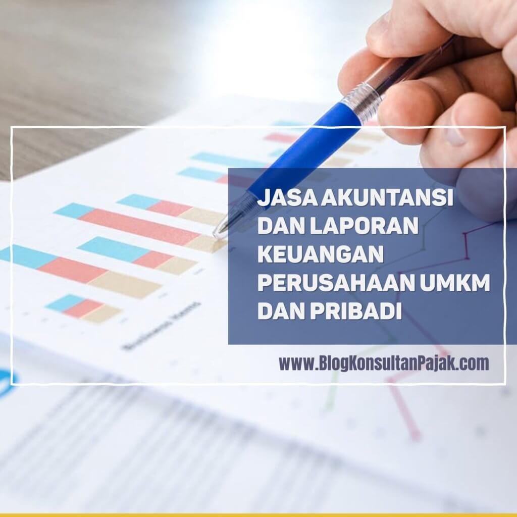 Jasa Akuntansi Laporan Keuangan