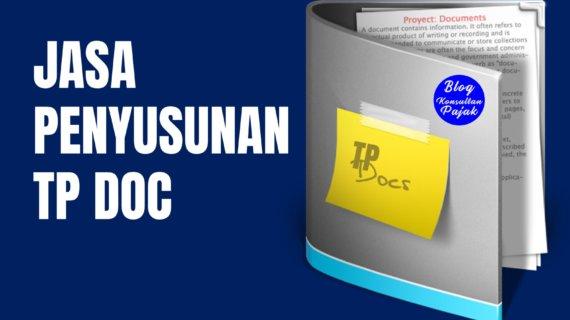 Jasa Penyusunan TP Doc Transfer Pricing Document