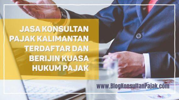 konsultan Pajak Kalimantan